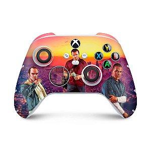 Xbox Series S X Controle Skin - GTA V