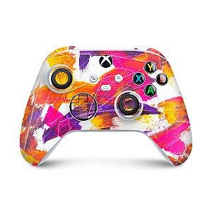 Xbox Series S X Controle Skin - Abstrato #103