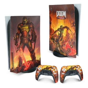 PS5 Skin - Doom Eternal