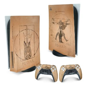 PS5 Skin - Assassin'S Creed Vitruviano