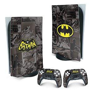 PS5 Skin - Batman Comics