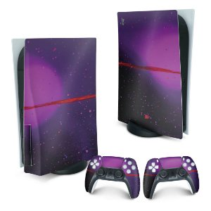 PS5 Skin - Abstrato #102