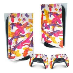 PS5 Skin - Abstrato #103