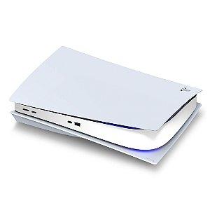 PS5 Central Skin - Branco