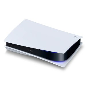 PS5 Central Skin - Transparente