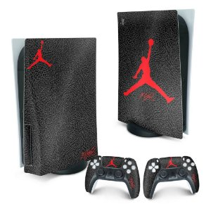 PS5 Skin - Jordan Flight