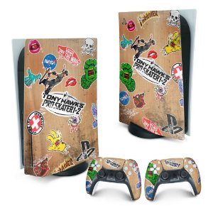 PS5 Skin - Tony Hawk's Pro Skater