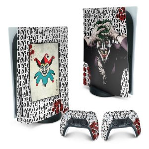 PS5 Skin - Joker Coringa