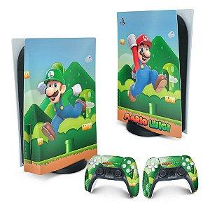 PS5 Skin - Super Mario