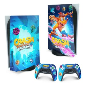 PS5 Skin - Crash Bandicoot 4
