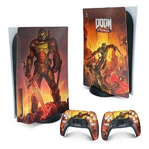 PS5 Skin - Doom Eternal