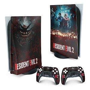 PS5 Skin - Resident Evil 2 Remake