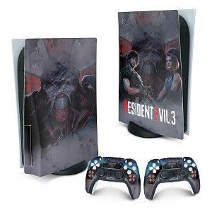 PS5 Skin - Resident Evil 3 Remake