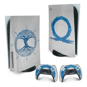 PS5 Skin - God Of War Ragnarok