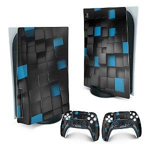 PS5 Skin - Cubos