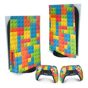 PS5 Skin - Lego Peça