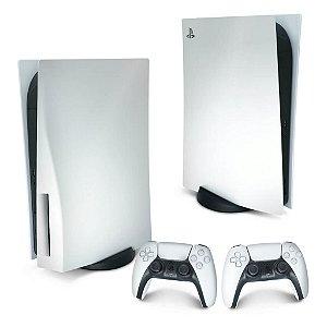 PS5 Skin - Transparente