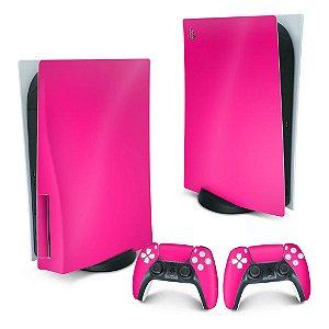 PS5 Skin - Rosa