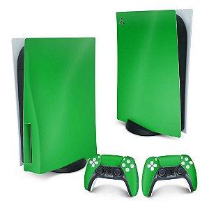 PS5 Skin - Verde