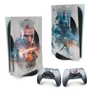 PS5 Skin - The Witcher 3
