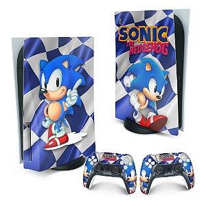 PS5 Skin - Sonic