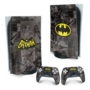PS5 Skin - Batman Comics