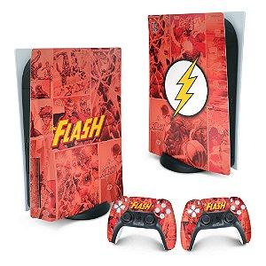 PS5 Skin - The Flash Comics