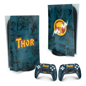 PS5 Skin - Thor Comics