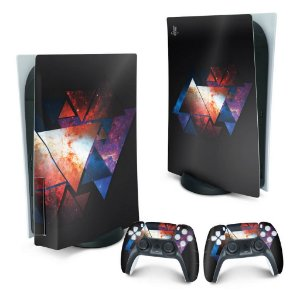 PS5 Skin - Abstrato #90
