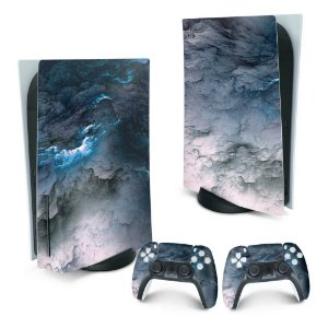 PS5 Skin - Abstrato #91