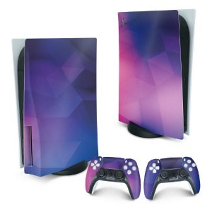 PS5 Skin - Abstrato #92