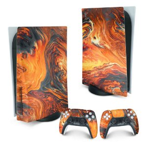 PS5 Skin - Abstrato #95