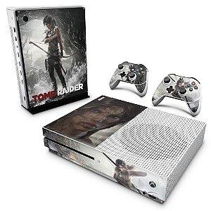 Xbox One Slim Skin - Tomb Raider