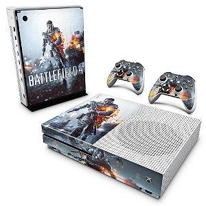 Xbox One Slim Skin - Battlefield 4