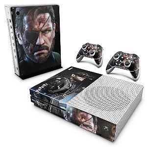 Xbox One Slim Skin - Metal Gear Solid V
