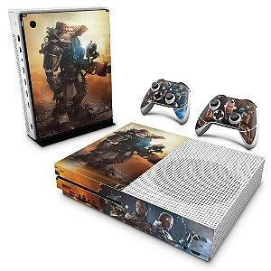 Xbox One Slim Skin - Titanfall