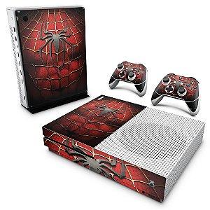 Xbox One Slim Skin - Spider Man - Homem Aranha