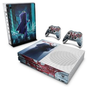 Xbox One Slim Skin - Coringa - Joker