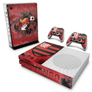 Xbox One Slim Skin - Flamengo