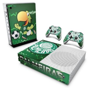Xbox One Slim Skin - Palmeiras
