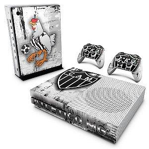 Xbox One Slim Skin - Atletico Mineiro