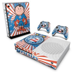 Xbox One Slim Skin - Bahia