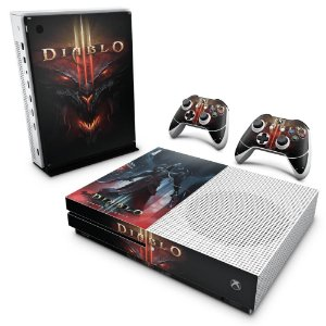 Xbox One Slim Skin - Diablo