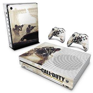 Xbox One Slim Skin - Call of Duty Advanced Warfare