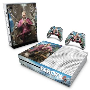Xbox One Slim Skin - Far Cry 4