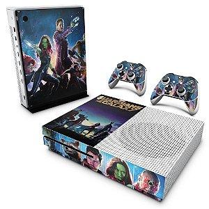 Xbox One Slim Skin - Guardiões da Galaxia