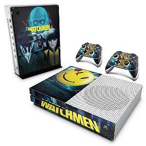 Xbox One Slim Skin - Watchmen