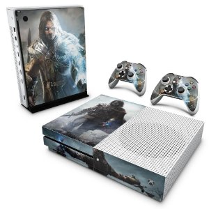 Xbox One Slim Skin - Middle Earth: Shadow of Mordor