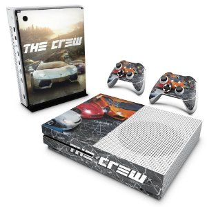 Xbox One Slim Skin - The Crew