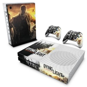Xbox One Slim Skin - Dying Light